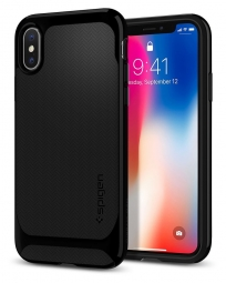 SPIGEN NEO HYBRID IPHONE X/10 JET BLACK
