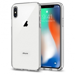SPIGEN LIQUID CRYSTAL IPHONE X/10 CRYSTAL CLEAR