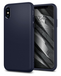 SPIGEN LIQUID AIR IPHONE X/10 MIDNIGHT BLUE