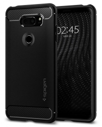 SPIGEN RUGGED ARMOR LG V30 BLACK