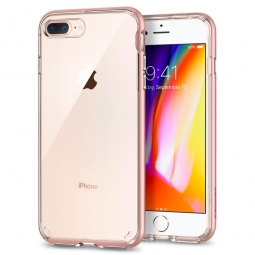 SPIGEN NEO HYBRID CRYSTAL 2 IPHONE 7/8 PLUS ROSE GOLD