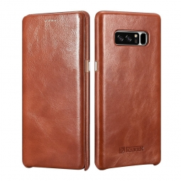ICARER VINTAGE GALAXY NOTE 8 BROWN
