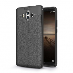 TECH-PROTECT TPULEATHER HUAWEI MATE 10 BLACK