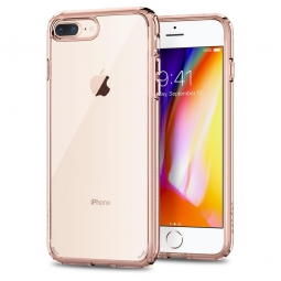 SPIGEN ULTRA HYBRID 2 IPHONE 7/8 PLUS ROSE CRYSTAL
