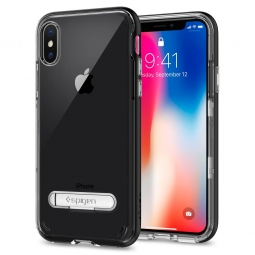 SPIGEN CRYSTAL HYBRID IPHONE X/10 BLACK