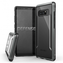X-DORIA DEFENSE SHIELD NOTE 8 BLACK