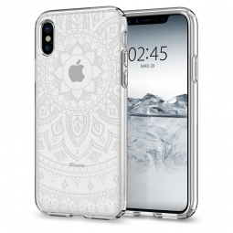 SPIGEN LIQUID CRYSTAL IPHONE X/10 SHINE CLEAR