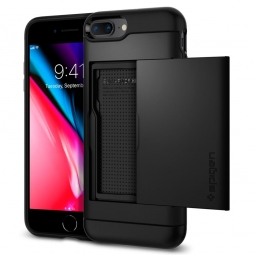 SPIGEN SLIM ARMOR CS IPHONE 7/8 PLUS BLACK