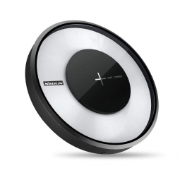 NILLKIN MAGIC DISC 4 WIRELESS CHARGER BLACK