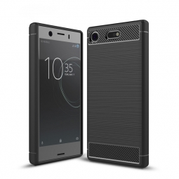 TECH-PROTECT TPUCARBON SONY XPERIA XZ1 COMPACT BLACK