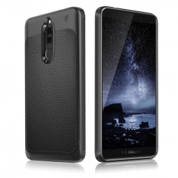 TECH-PROTECT TPULEATHER HUAWEI MATE 10 LITE BLACK
