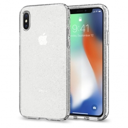 SPIGEN LIQUID CRYSTAL IPHONE X/10 GLITTER CRYSTAL