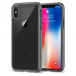 SPIGEN ULTRA HYBRID IPHONE X/10 SPACE CRYSTAL
