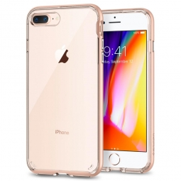 SPIGEN NEO HYBRID CRYSTAL 2 IPHONE 7/8 PLUS BLUSH GOLD