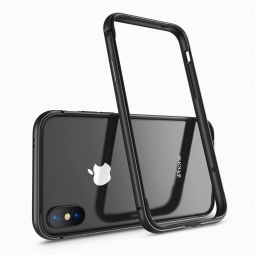 BENKS ALUBUMPER IPHONE X/10 BLACK