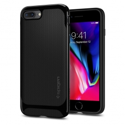 SPIGEN NEO HYBRID HERRINGBONE IPHONE 7/8 PLUS SHINY BLACK