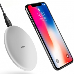 BENKS HEARTHSTONE WIRELESS CHARGER WHITE