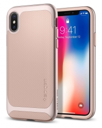 SPIGEN NEO HYBRID IPHONE X/10 PALE DOGWOOD