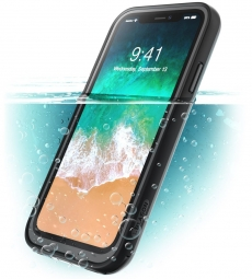 SUPCASE IBLSN AEGIS IP68 IPHONE X/10 BLACK