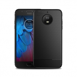TECH-PROTECT CARBONLINE MOTOROLA MOTO G5S PLUS BLACK