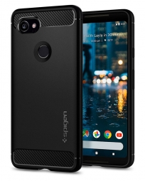 SPIGEN RUGGED ARMOR GOOGLE PIXEL 2 XL BLACK