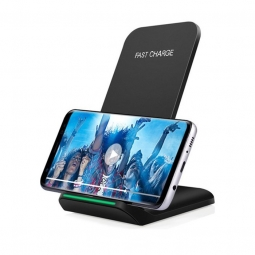 ROCK W3 WIRELESS CHARGER BLACK