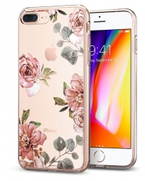 SPIGEN LIQUID CRYSTAL IPHONE 7/8 PLUS AQUARELLE ROSE