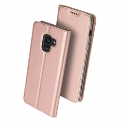 DUXDUCIS SKINPRO GALAXY A8 2018 ROSE GOLD