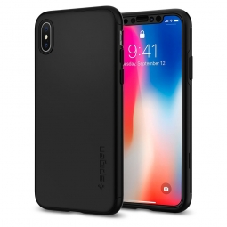 SPIGEN THIN FIT 360 IPHONE X/10 BLACK