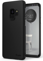 RINGKE SLIM GALAXY S9 SF BLACK