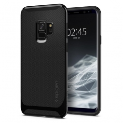 SPIGEN NEO HYBRID GALAXY S9 SHINY BLACK