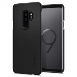 SPIGEN THIN FIT GALAXY S9+ PLUS BLACK