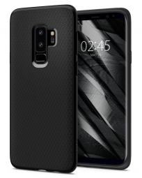 SPIGEN LIQUID AIR GALAXY S9+ PLUS MATTE BLACK