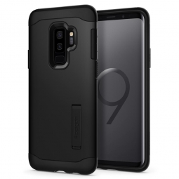 SPIGEN SLIM ARMOR GALAXY S9+ PLUS BLACK