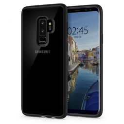 SPIGEN ULTRA HYBRID GALAXY S9+ PLUS MATTE BLACK