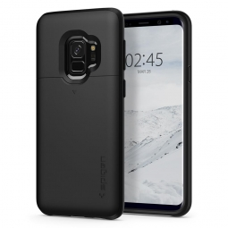 SPIGEN SLIM ARMOR CS GALAXY S9 BLACK