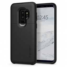 SPIGEN SLIM ARMOR CS GALAXY S9+ PLUS BLACK