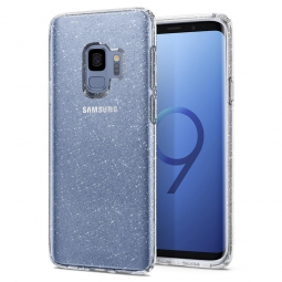 SPIGEN LIQUID CRYSTAL GALAXY S9 GLITTER CRYSTAL QUARTZ
