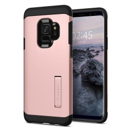 SPIGEN TOUGH ARMOR GALAXY S9 ROSE GOLD