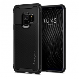 SPIGEN RUGGED ARMOR URBAN GALAXY S9 BLACK