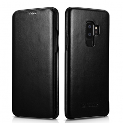 ICARER VINTAGE GALAXY S9+ PLUS BLACK
