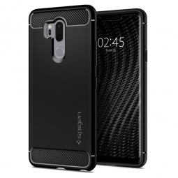 SPIGEN RUGGED ARMOR LG G7 THINQ BLACK