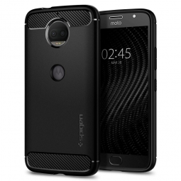 SPIGEN RUGGED ARMOR MOTOROLA MOTO G5S PLUS BLACK