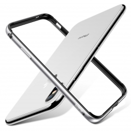ESR CROWN IPHONE X/10 SILVER