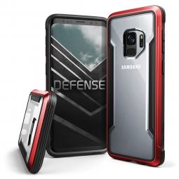 X-DORIA DEFENSE SHIELD GALAXY S9 RED