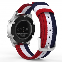 TECH-PROTECT WELLING SAMSUNG GEAR S3 NAVY/RED