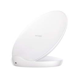 SAMSUNG WIRELESS CHARGER STAND CONVENIENT WHITE