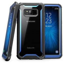 SUPCASE IBLSN ARES GALAXY S8+ PLUS BLACK/BLUE