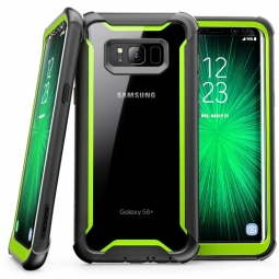 SUPCASE IBLSN ARES GALAXY S8+ PLUS BLACK/GREEN