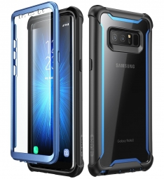 SUPCASE IBLSN ARES GALAXY NOTE 8 BLACK/BLUE